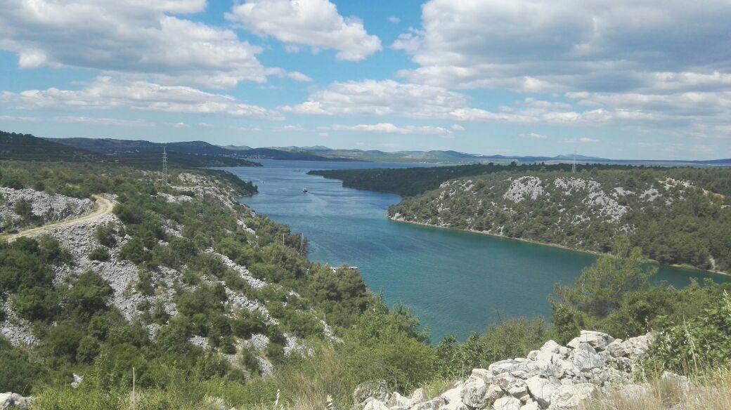 paesaggio isola croazia